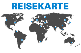 Reisekarte