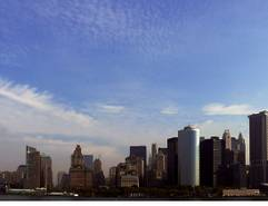 REISEKARTE NEW YORK