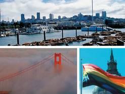 REISEKARTE SAN FRANCISCO
