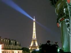 REISEKARTE PARIS
