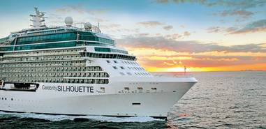 REISEKARTE CELEBRITY CRUISES