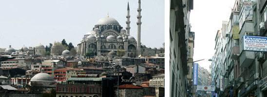 REISEKARTE ISTANBUL