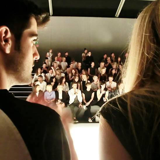Fashion Week Modenschau