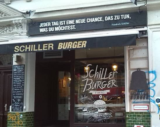 Schiller Burger