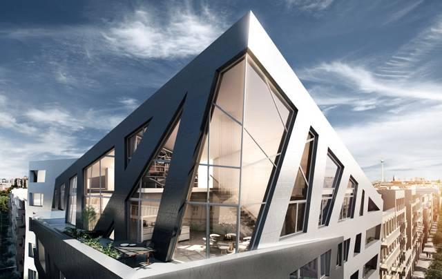 Daniel Libeskind Saphir