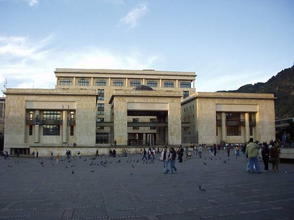 Kolumbien Justizpalast