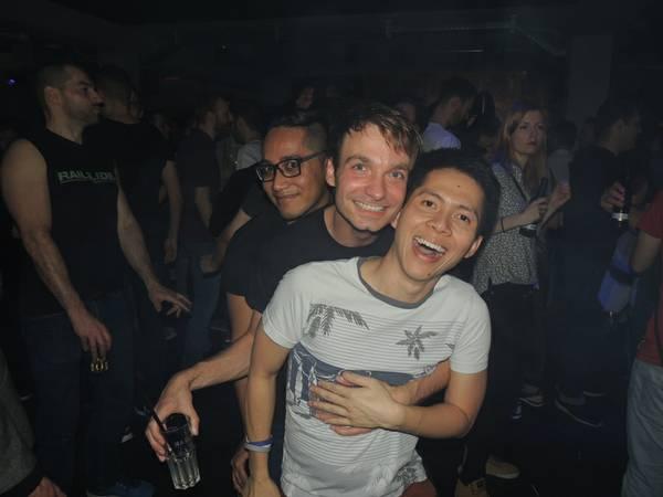 Frankfurt gay party