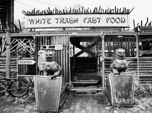 White Trash Fast Food