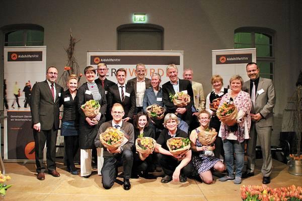 """Ehrenamtspreis """"merk.würdig"""""""