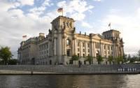 Deutscher Bundestag im Reichstagsgebäude
