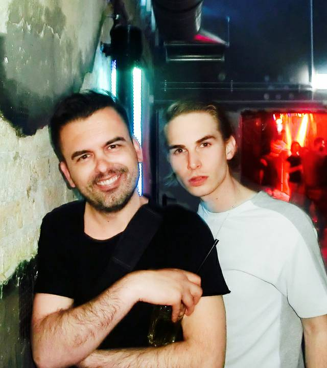 PETER DOBIAS und MAX