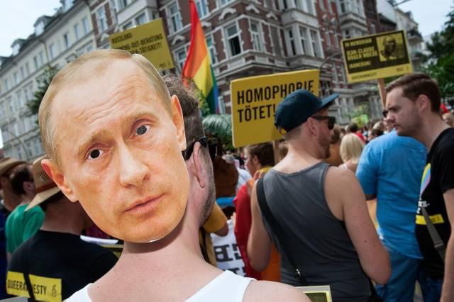 CSD Putin