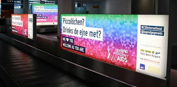 Jugend gegen Aids