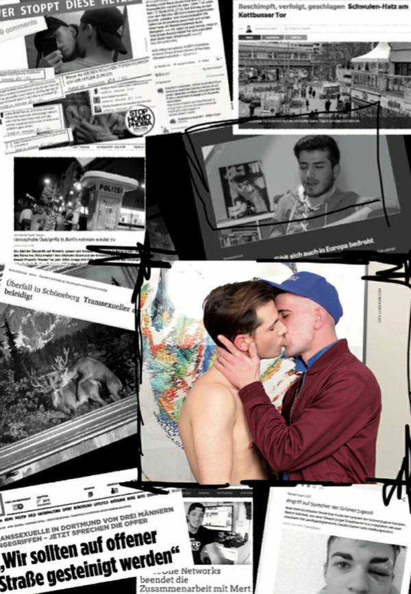 Homophobie Transphobie