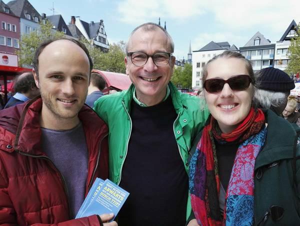 Drei grüne Anwärter*innen für den Bundestag