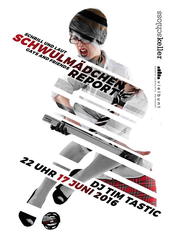 SchrillLaut-Schwulmadchen