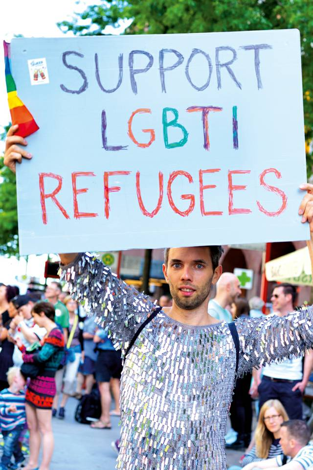 Queer Refugees