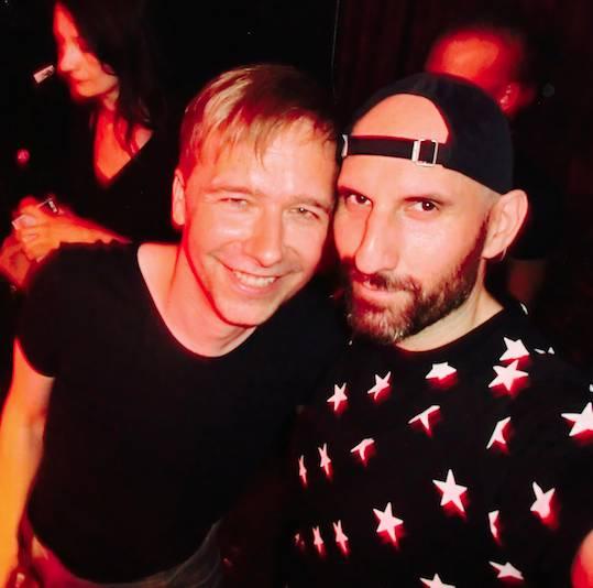DJ Magic Magnus und M. Rädel