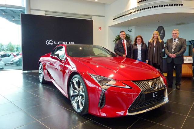 Lexus Forum Frankfurt