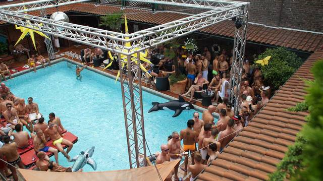 Babylon Poolparty