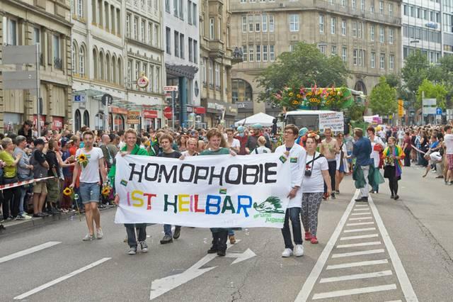 CSD Stuttgart - Demo