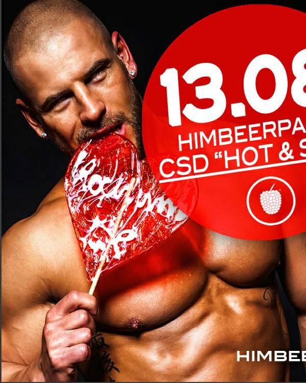CSD-Himbeer