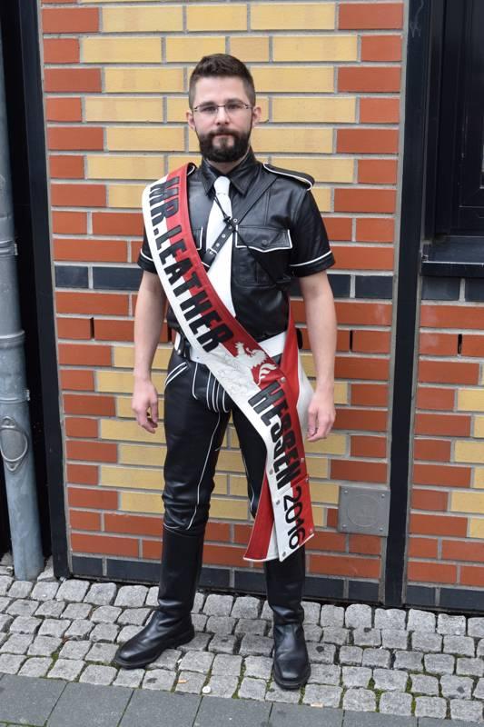 Mr Leather Hessen 2016
