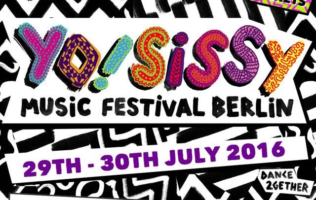 YO! SISSY Music Festival Berlin