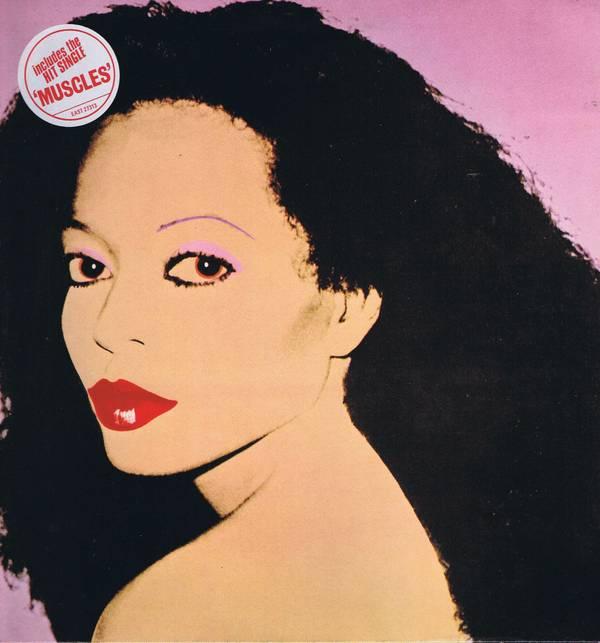 Diana Ross: Silk Electric, Andy Warhol 1982