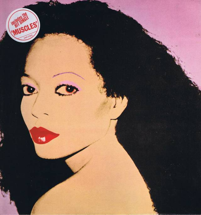 Diana Ross: Silk Electric, Andy Warhol 1982