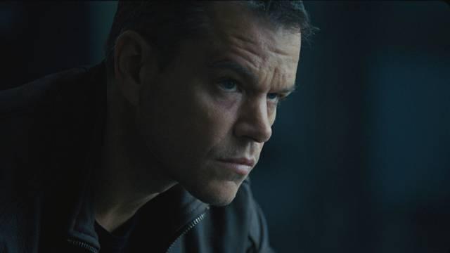 Matt Damon ist Jason Bourne