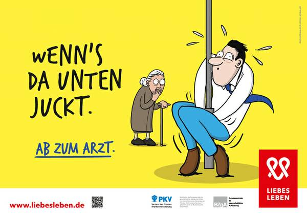 Kampagne der BzgA