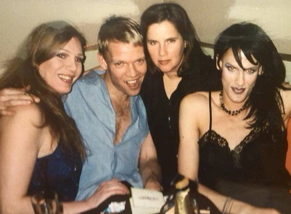 Chantal, Bob Young, Diven