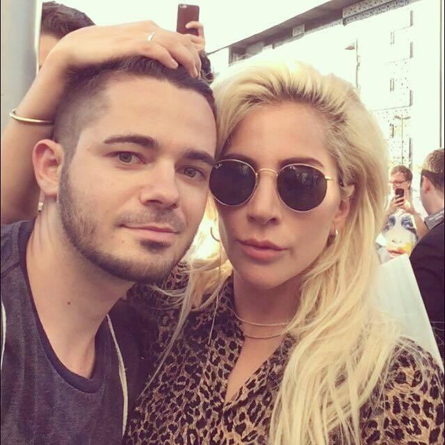 Lady Gaga in Berlin