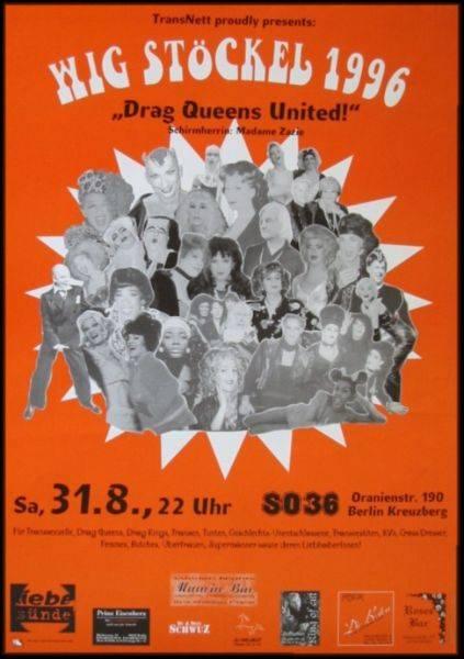 Wigstöckel 1996