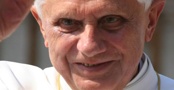 Papst Benedikt / Joseph Ratzinger