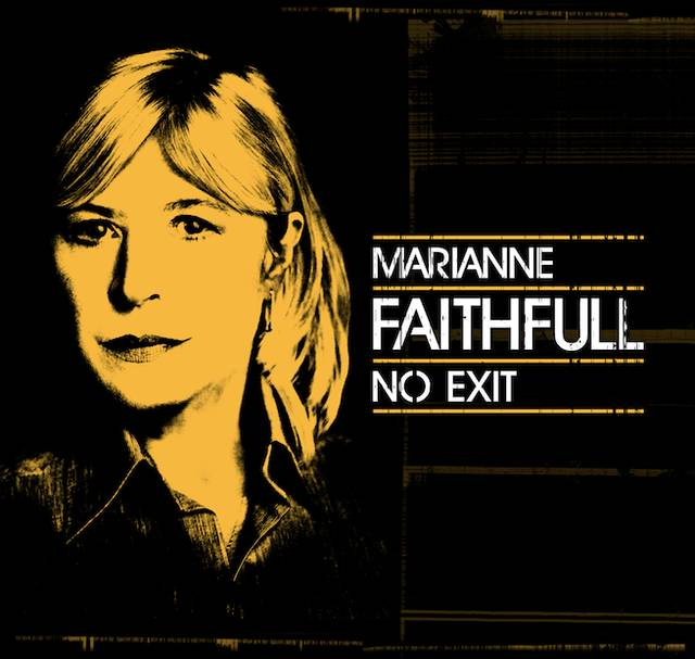 Marianne Faithfull 2016