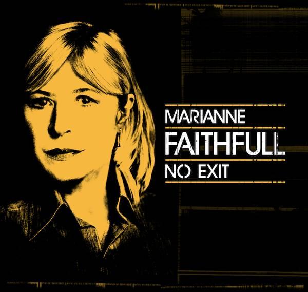 Marianne Faithfull 2016