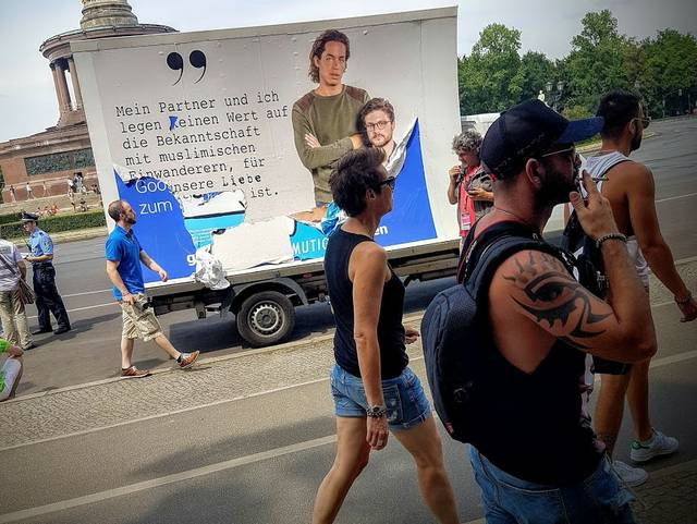 Afd Berlin CSD