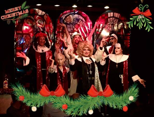 Rauschgold Weihnachtsshow