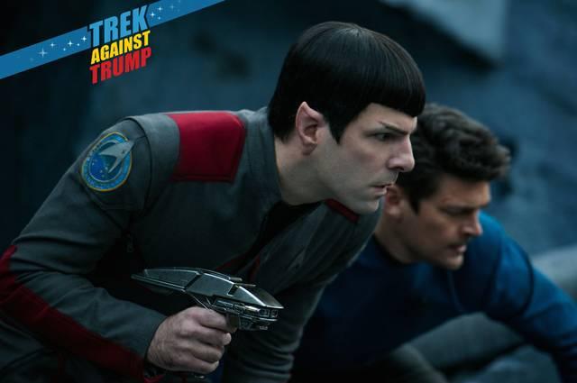 Mr. Spock Zachary Quinto