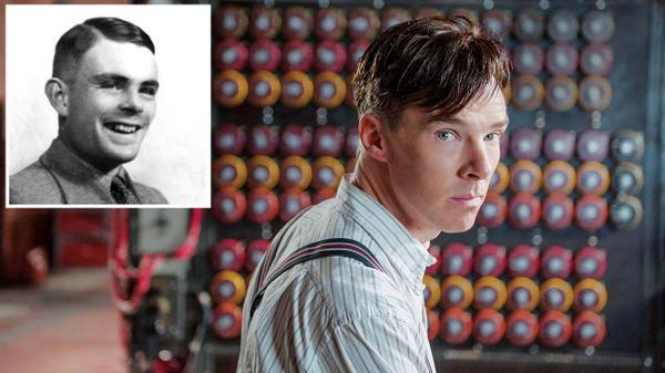 Benedict Cumberbatch als Alan Turing