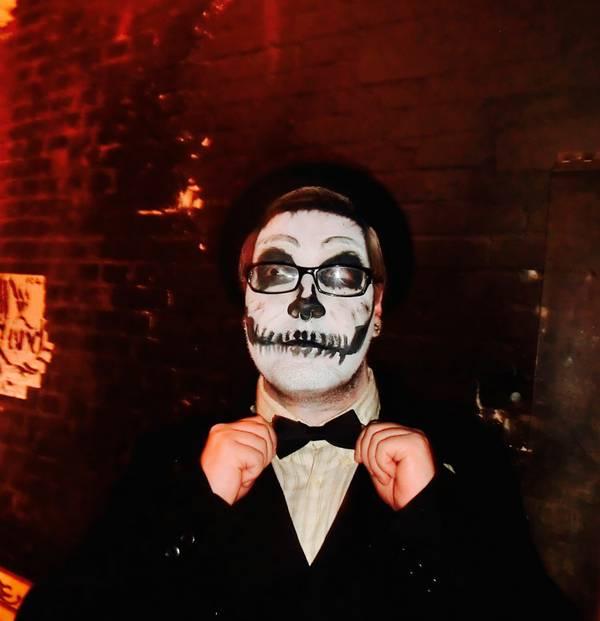 Amanda Cox Halloween