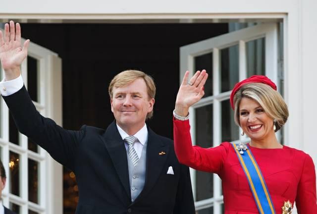 Wilhelm Alexander & Maxima der Niederlande