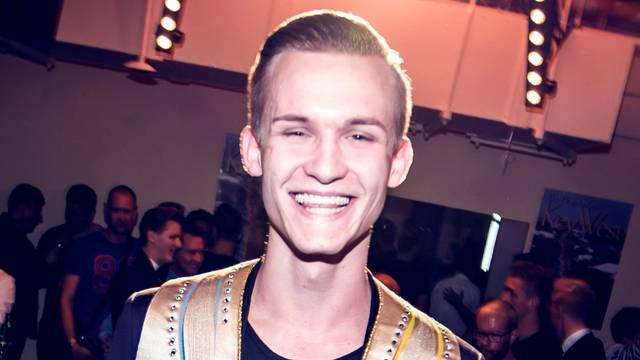 Mr Gay 2016 Pascal Teaser