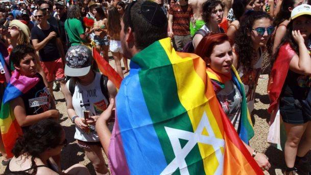 Israel Demo