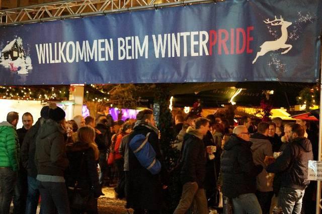 Winter Pride Weihnachtsmarkt