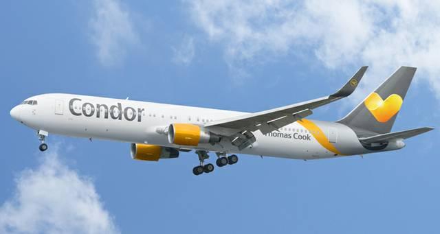 Condor B767