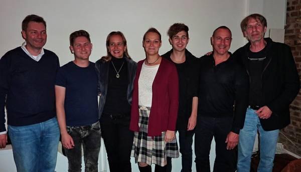 Neuer Vorstand AIDS-Hilfe Frankfurt