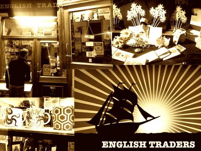 English Traders
